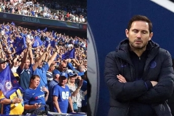 After Chelsea Beat Atletico Madrid, See What Rival Fans Were Saying About Lampard On Twitter